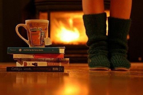 Книги, які зігріють взимку