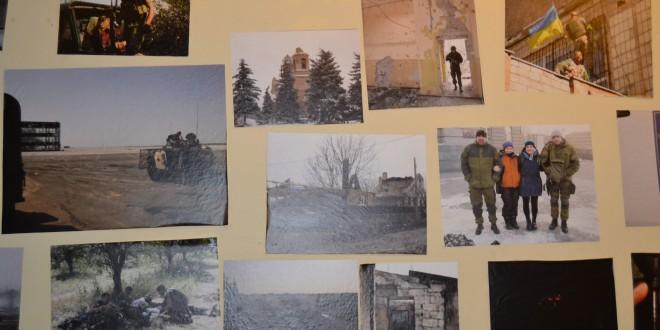 Правда війни у фронтових фотографіях