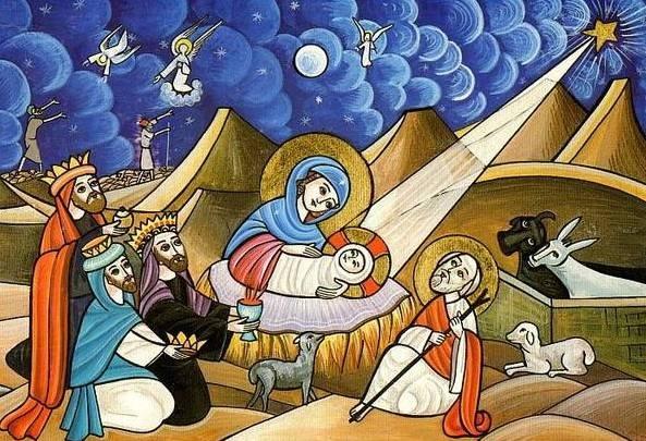 Колектив журналу ARTarea вітає Вас із Різдвом Христовим!