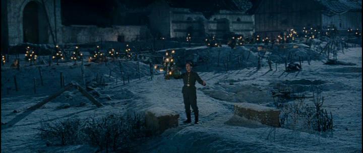 Свято  миру під час війни у фільмі «Щасливого Різдва»