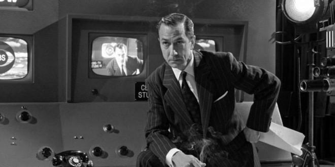 Неповторний шарм чорно-білого кіно у фільмі «Добраніч, і хай вам щастить»