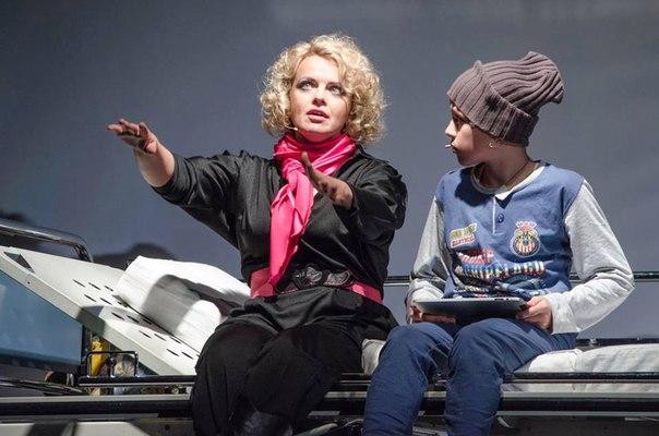 «Оскар та Рожева пані» завітали до Львова