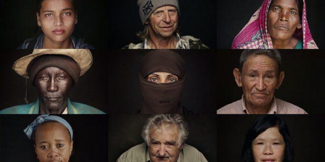 """Плетиво рас і континентів у фільмі """" HUMAN"""""""