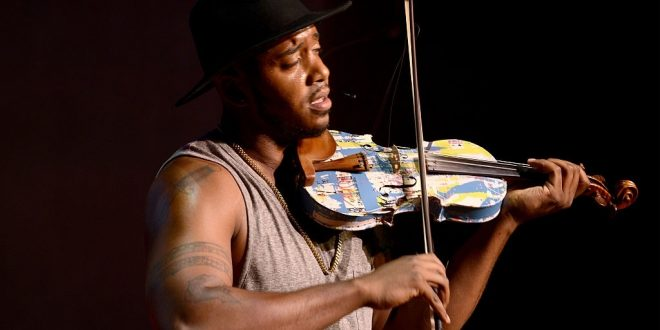 Деміен Ескобар – талант, велике серце, скрипка…