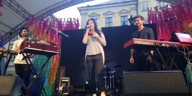 Вечір на санскриті –  як відбувався концерт на Lviv Yoga Day