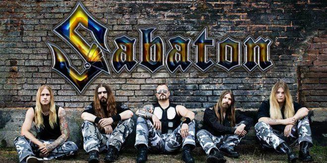 Sabaton: Війни та битви крізь призму павер металу