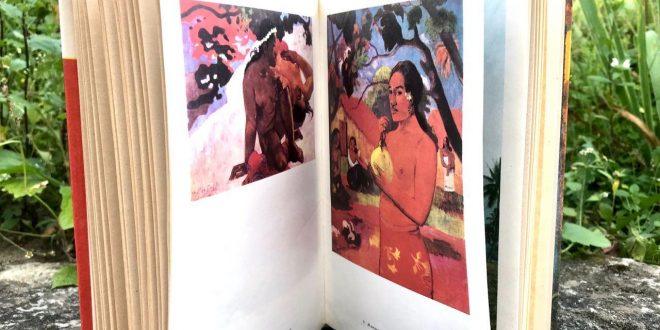 Мистецьке буття художника на Таїті