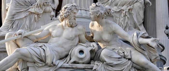 Love Story на сторінках давньогрецьких міфів