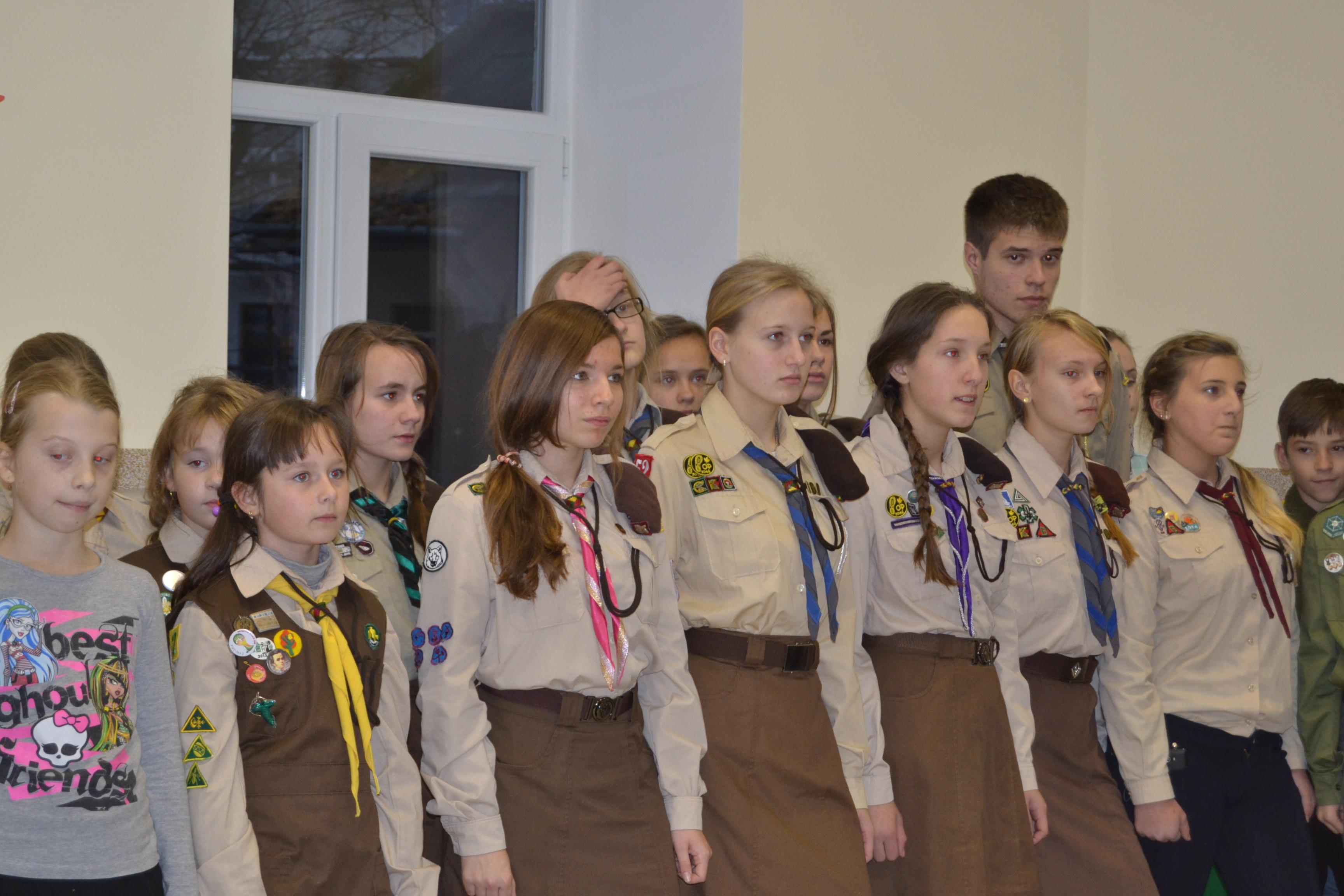 Пластуни: мистецтво бути українцем