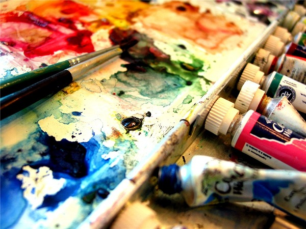 Стати художником за кілька хвилин можливо!