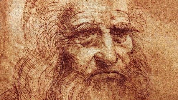 Одна з історій Леонардо да Вінчі