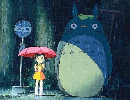 Незвичність та краса японської анімації